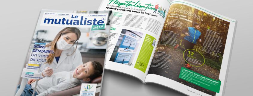 Votre magazine se modernise : nouvelle formule plus dynamique, consultable aussi en ligne