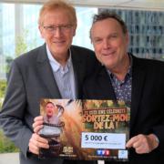 Julien Lepers se mobilise sur TF1 pour tous les orphelins du Groupe Mutualiste RATP