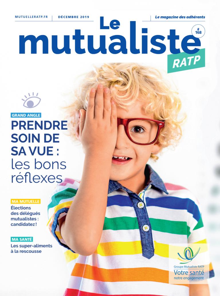 Le Mutualiste RATP - Édition décembre 2019 © MPGR