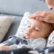 Fièvre chez l'enfant : quand s'inquiéter ?