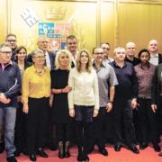 Délégués et administrateurs : cérémonie de remise des médailles 2019