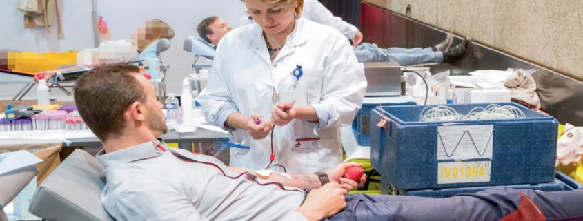 ADSB RATP : don du sang, don de soi