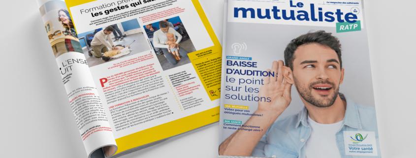 Consulter en ligne Le Mutualiste RATP – Édition mars 2020
