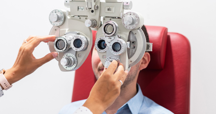 Magasins d'optique