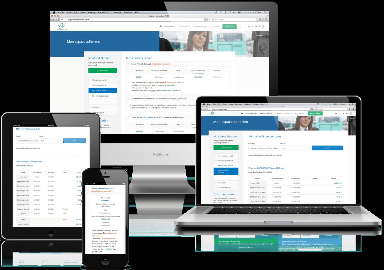 Assurance vie : votre solde, votre historique et vos données désormais en ligne ! © Adobe Stock