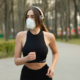 Sport : le masque est-il déconseillé ?