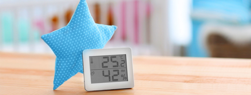 Quel taux d'humidité optimal chez soi ?