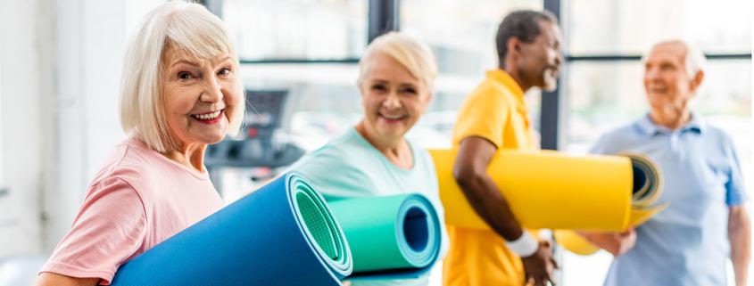 Quel est l'intérêt de l'activité physique pour les seniors ?