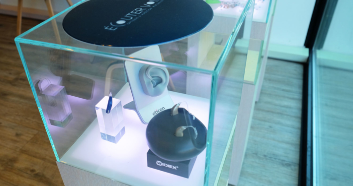Centres d'audioprothèses