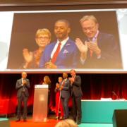 Assemblée Générale de la Mutualité Française : félicitations au nouveau président élu Éric Chenut